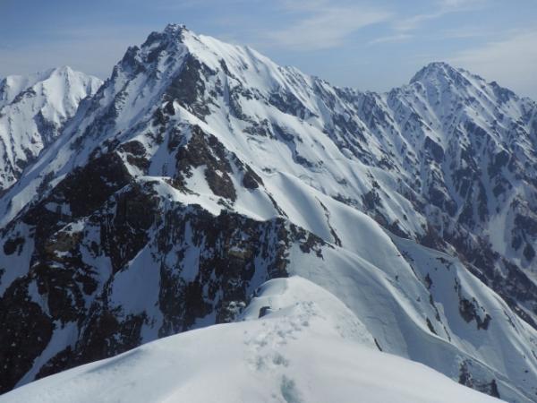 エベレスト雪