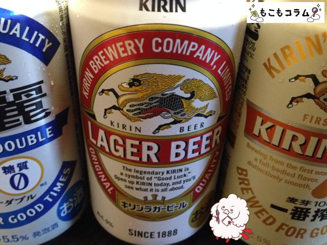 キリンビールのロゴ