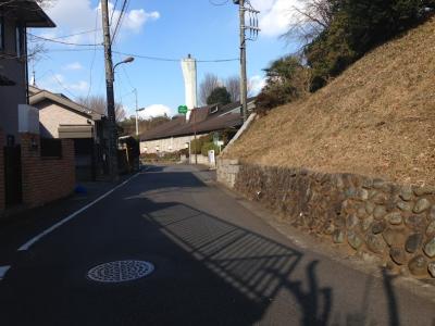 博物館への坂道4