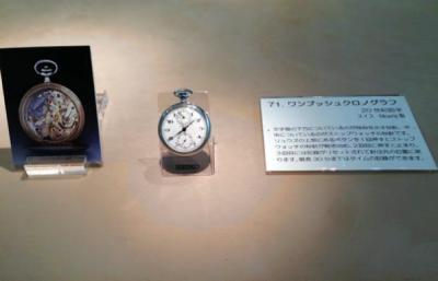 町田市立博物館懐中時計1