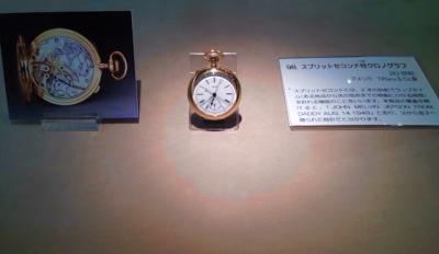 町田市立博物館懐中時計2